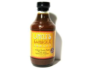 Uncle's Barbeque Sauce 20 oz.