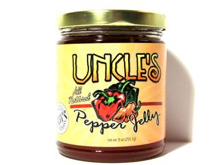 Uncle's Pepper Jelly 9 oz.