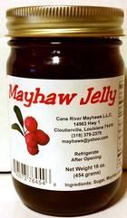 Cane River Mayhaw Jelly 16 oz. (OUT OF STOCK)