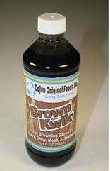Cajun Original Brown Kwik 8 oz.