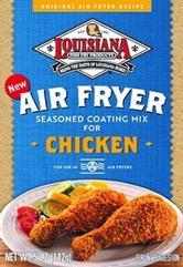 Louisiana Fish Fry Chicken Air Fryer Seasoning 5oz