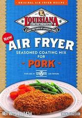 Louisiana Fish Fry Pork Air Fryer Seasoning 5oz