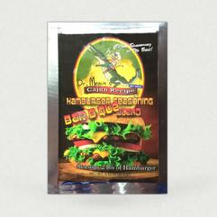 Dr. Meaux's BBQ Hamburger Seasoning