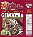 Louisiana Crawfish Man's Gravy Mix 2 oz.